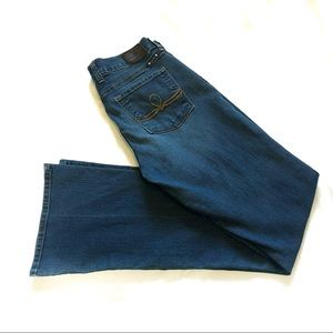 Lucky brand sofia bootcut medium wash jeans 8L
